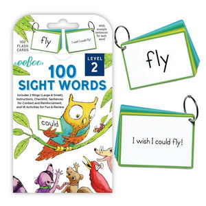 100 Sight Words - Level 2