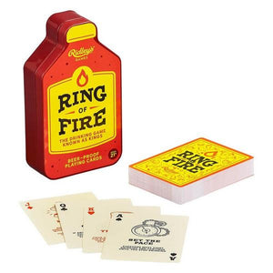 Ring of Fire Playing Cards