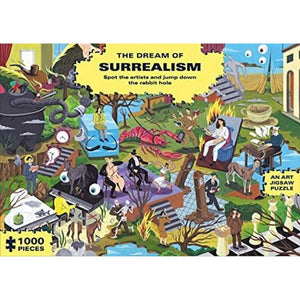 The Dream of Surrealism - 1000 Pieces