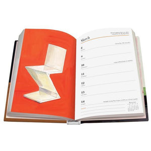 World of Maria Kalman - 2021 Weekly Planner