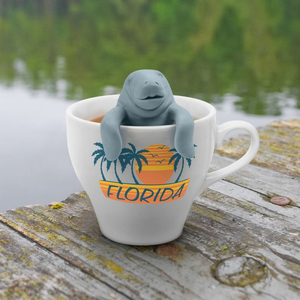 Fred & Friends Tea Infuser Manatea | The Gifted Type
