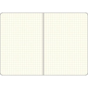 Essentials Notebook - Grid Large Black