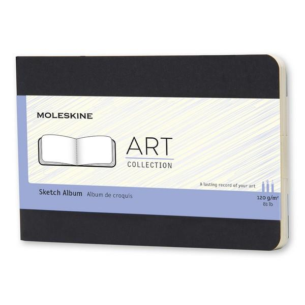 Moleskine Pocket Sketch Album | The Gifted Type