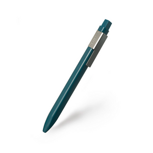 Moleskine Tide Green Click Pen | The Gifted Type