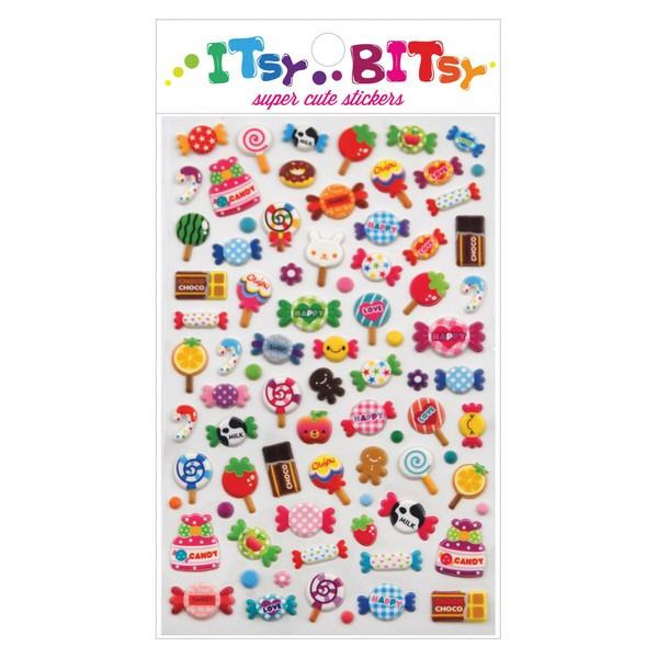 Itsy Bitsy Stickers Candy Time | The Gifted Type