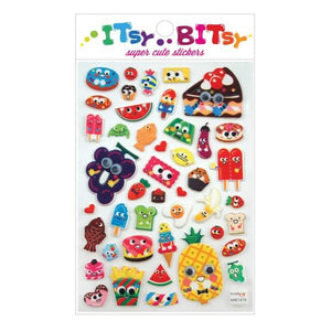 Itsy Bitsy Stickers Googly Eyes | The Gifted Type