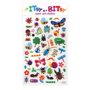 Itsy Bitsy Stickers Bug Life | The Gifted Type