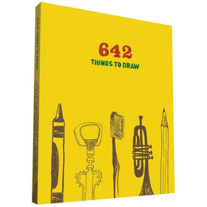 642 Things To Draw | The Gifted Type