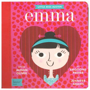 Emma Board Book | The Gifted Type