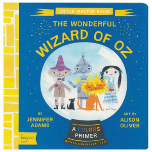 The Wonderful Wizard of Oz Board Book | The Gifted Type