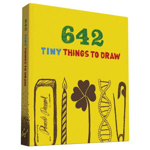 642 Tiny Things To Draw | The Gifted Type