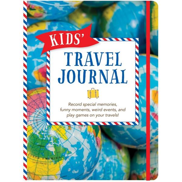 Kids' Travel Journal | The Gifted Type