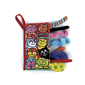 Jellycat Kitty Tails Soft Book | The Gifted Type