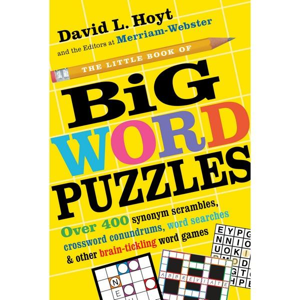The Little Book Of Big Word Puzzles | Variety | The Gifted Type