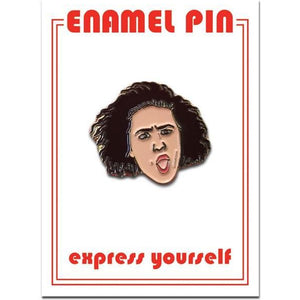 The Found Enamel Pin Ilana | The Gifted Type