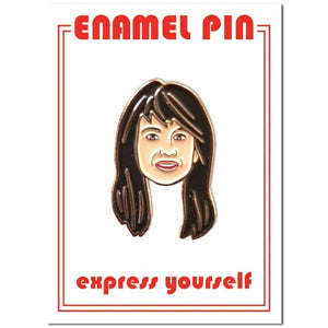 The Found Enamel Pin Abbi | The Gifted Type