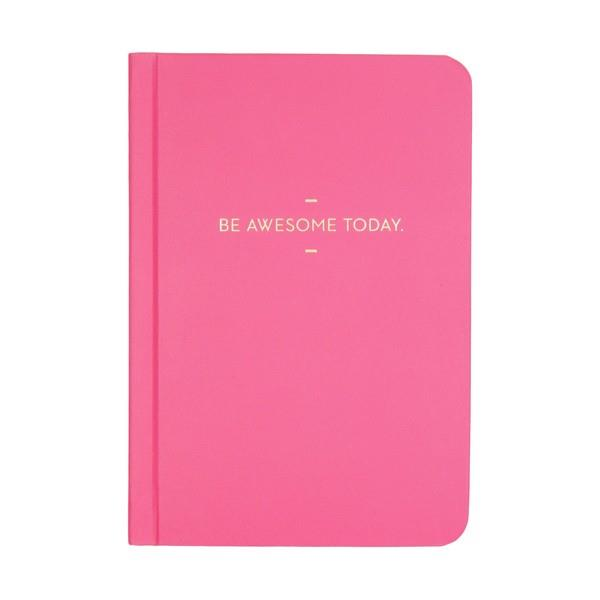 Motto Journal Be Awesome Today | Journal | The Gifted Type