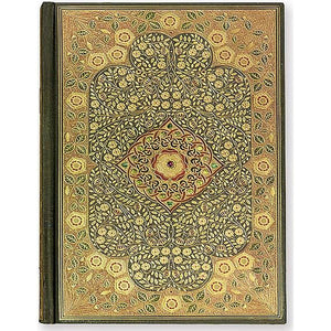 Jeweled Filigree Bookbound Journal
