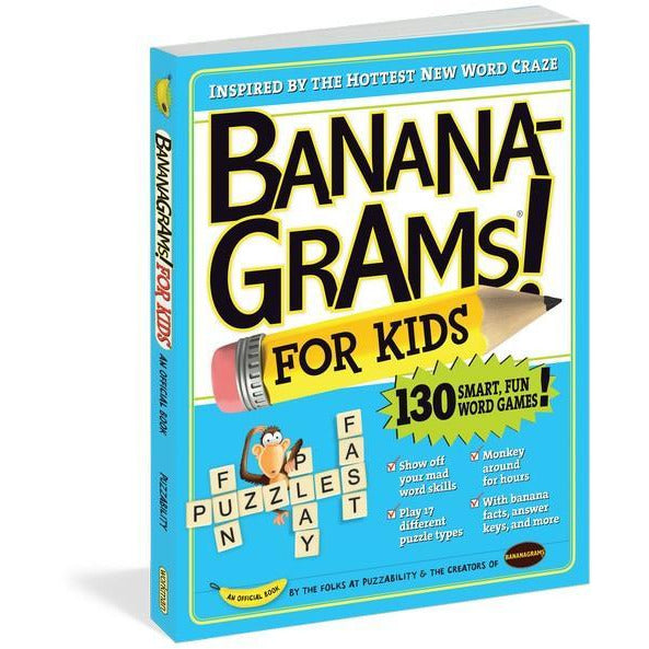 Banana-Grams for Kids!
