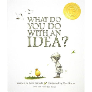 What Do You Do With An Idea? | Storybook | The Gifted Type