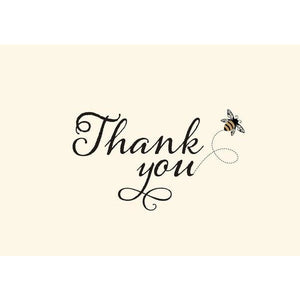 Bumblebee Thank You Notecards