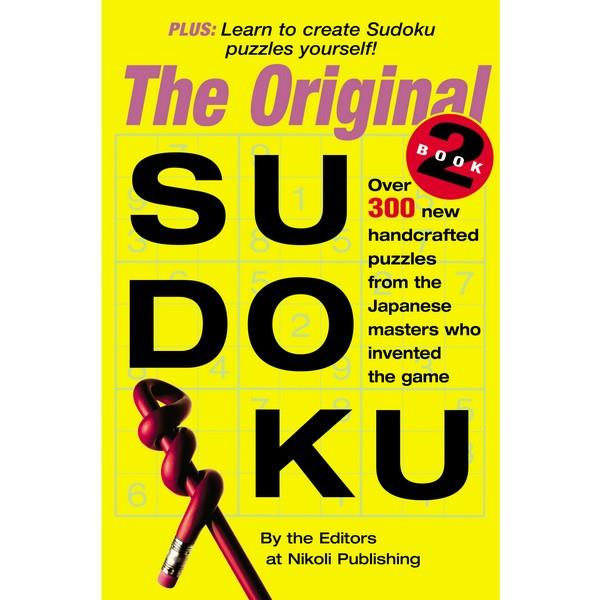 The Original Sudoku Book 2 | Sudoku | The Gifted Type
