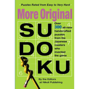 More Original Sudoku | Sudoku | The Gifted Type