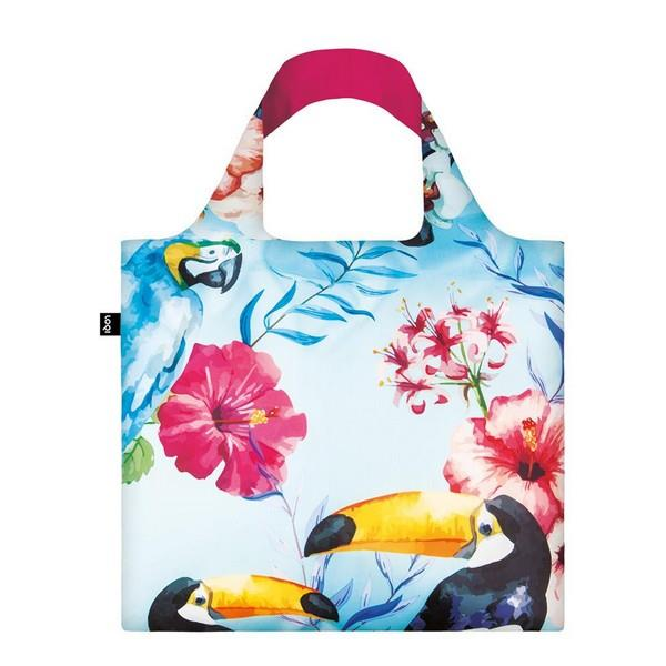 Loqi Tote Bag Wild Birds | The Gifted Type