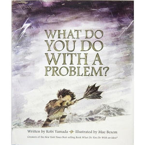 What Do You Do With A Problem? | Storybook | The Gifted Type