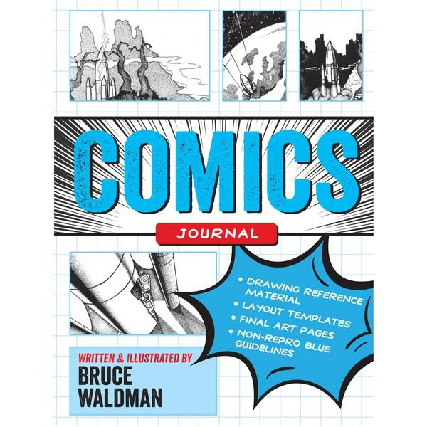 Comics Journal | Creative And DIY Books | The Gifted Type