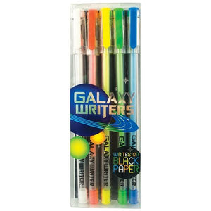 Galaxy Writers Gel Pens | The Gifted Type