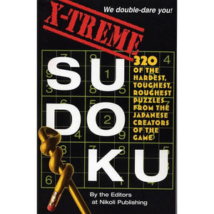X-Treme Sudoku | Sudoku | The Gifted Type