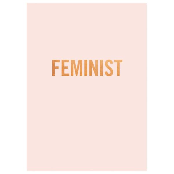 Feminist | Journal | The Gifted Type