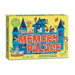 Peaceable Kingdom Memory Palace | Family Game | The Gifted Type