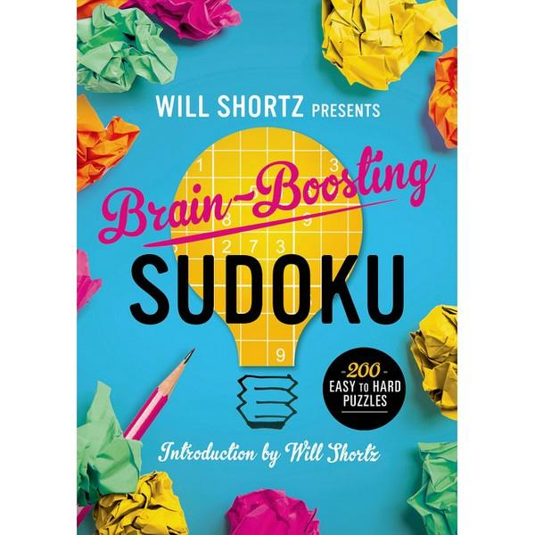 Will SHortz Presents Brain-Boosting Sudoku | The Gifted Type