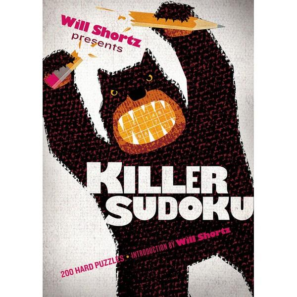 Will Shortz Presents Killer Sudoku | Sudoku | The Gifted Type