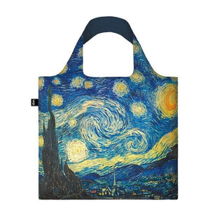 Loqi Tote Bag Starry Night | The Gifted Type