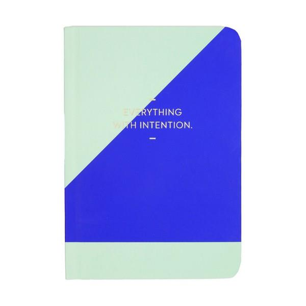 Motto Journal Everything With Intention | Journal | The Gifted Type