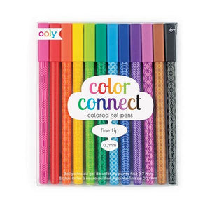 Colour Connect Gel Pens | The Gifted Type