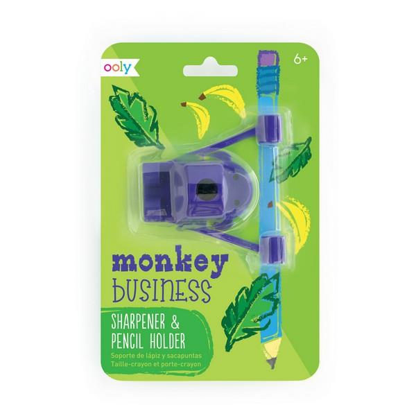 Monkey Business Pencil Sharpener | The Gifted Type