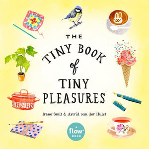 The Tiny Book Of Tiny Pleasures | Creative And DIY Books | The Gifted Type