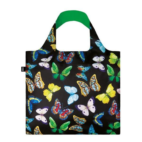Loqi Tote Bag Wild Butterflies | The Gifted Type