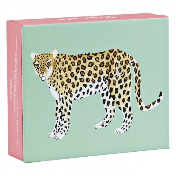Boxed Notecards QuickNotes Big Cats Set Of 20 | The Gifted Type