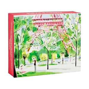 Boxed Notecards QuickNotes Always Paris Set Of 20 | The Gifted Type
