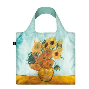 Loqi Tote Bag Vase With Sunflowers | The Gifted Type
