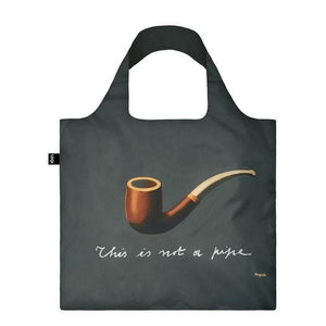 Loqi Tote Bag The Treachery Of Images | The Gifted Type