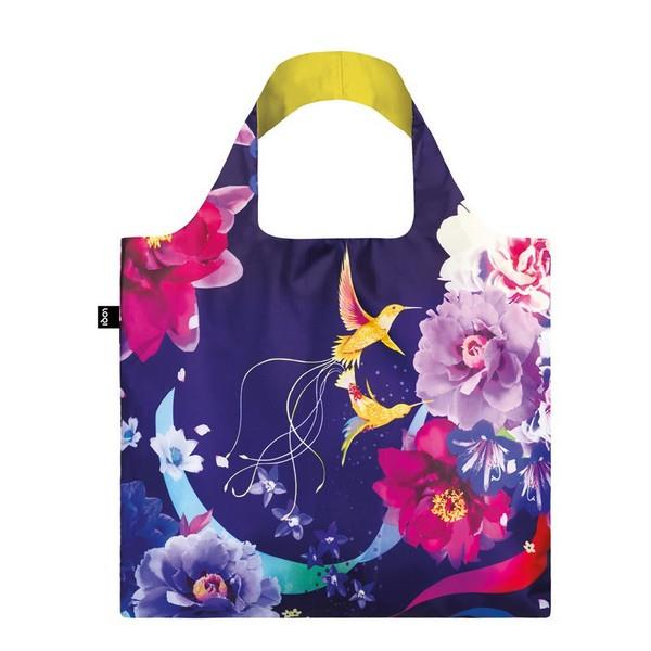 Loqi Tote Bag Hummingbirds | The Gifted Type