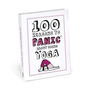 100 Reasons To Panic About Doing Yoga | The Gifted Type