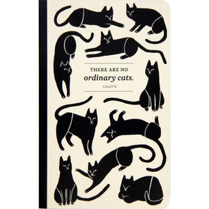 There Are No Ordinary Cats | Notebook | The Gifted Type