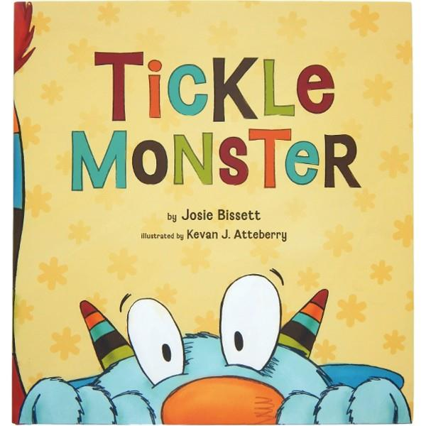 Tickle Monster | Storybook | The Gifted Type